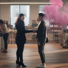 SEEK's New Pink Smoke-Filled Seek Profile Campaign Encourage Candidates to Be Seen