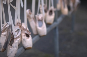 Marshall Street's Lizzy Graham Cuts Beautiful New Spot for Ballet United - 'Ballet Shoes'