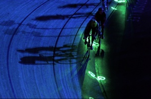 M.O.D Film Captures Blaze Technology in the Velodrome