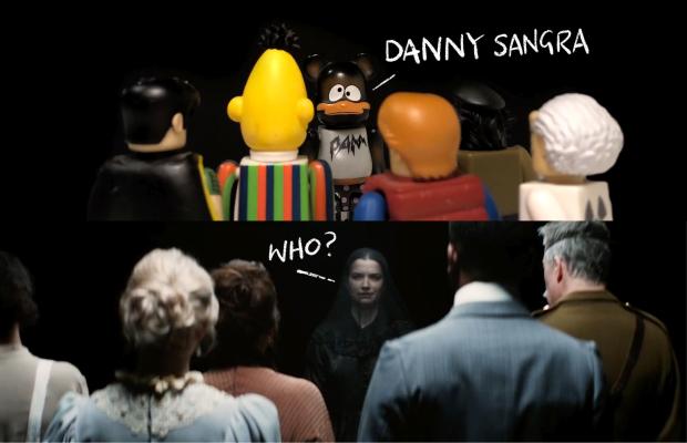 Danny Sangra: My Creative Process
