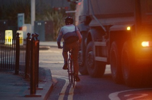 AMV BBDO Launches Cycle Safety Campaign for THINK!