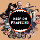 Keep Calm and Carry on pRattling with Rattling Stick's Online Chat Show