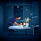 Great Ormond Street Hospital Gets Patients Home for Christmas in Magical Animation