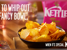 KETTLE Celebrates Special Moments with 'When it's Special, KETTLE' Platform
