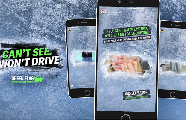 Green Flag Makes Vital Road Safety Point with Visionary PSA