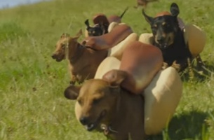 DAVID Miami's Heinz Super Bowl Spot is a Glorious Stampede of Wieners