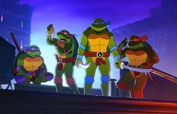 Cowabunga! Teenage Mutant Ninja Turtles are Back in Turtletasic Game Trailer