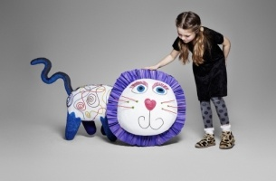 Rankin & AMV BBDO Bring Children's Imaginary Friends to Life at V&A Museum