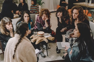 Women Come Together to Address Social Issues at The Broad Exchange's 'I RESOLVE'