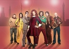 Scramble Soho Works with Great Western Features on UKTV's 'The Comic Strip Presents'