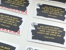 TBWA\London Hacks Business Cards at Cannes Lions 2018