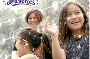 Cadbury launches Cadbury Joy Deliveries Christmas campaign via Saatchi & Saatchi, Sydney