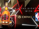 Impero Designs Ice Basketball Court Themed CGI Campaign for Chivas Regal
