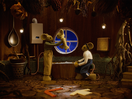 Nexus Creates Cosy Scene of Domestic Mouse Life Out of Found Objects for Startup Energy Brand