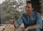 Matthew McConaughey Reconnects with Nature in Wild Turkey Campaign