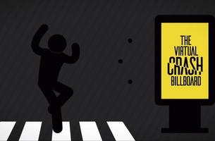 'Virtual Crash Billboard' for la Securite Routiere Wins Care Award
