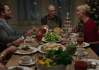 Grandpa Is Not Happy with His Gluten Free, Vegan Christmas Dinner in Hallmark Spot