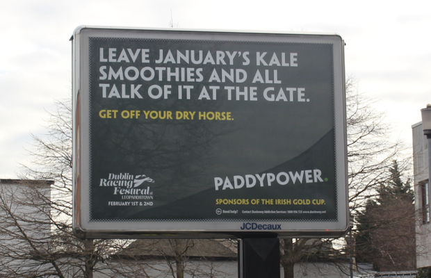 The Public House Launches Dublin Racing Festival Campaign for Paddy Power