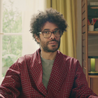 Richard Ayoade Embraces the New Different for HSBC
