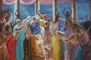 Your Shot: Andreas Nilsson on His Bonkers, Greek Mythology Inspired ALDI Ad