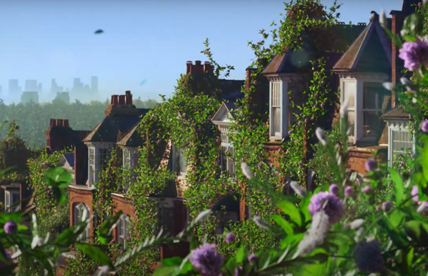 Nature Takes Over in Exhilarating Original Source Campaign