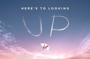 Virgin Australia Are The 'Uptimists' in Newly Launched Brand Platform via DDB Sydney
