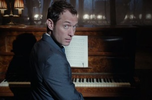 Jude Law and Jake Scott Dance the Madison for Johnnie Walker