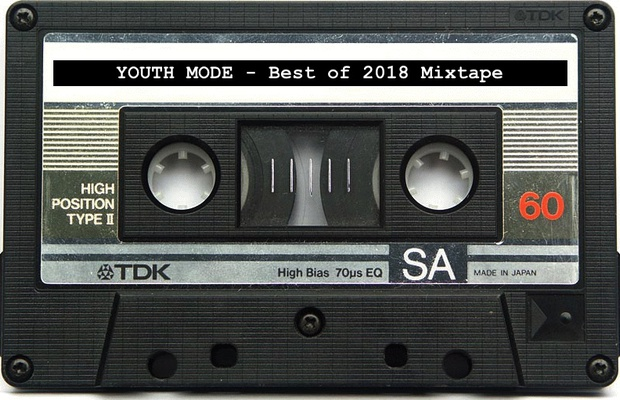 YOUTH MODE's Best of 2018 Mixtape