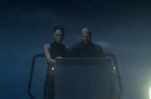 Gadot and Statham Continue the Brawl in Part Two of Wix's Super Bowl Ad