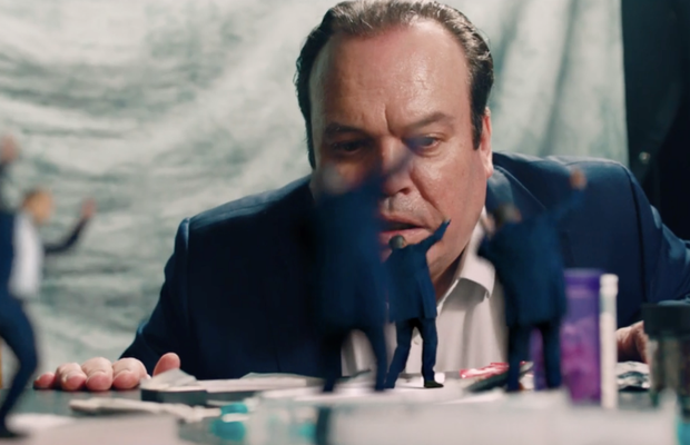 Your Shot: Why Barry from EastEnders Was the Perfect Star for Trippy Promo 'Braindead'