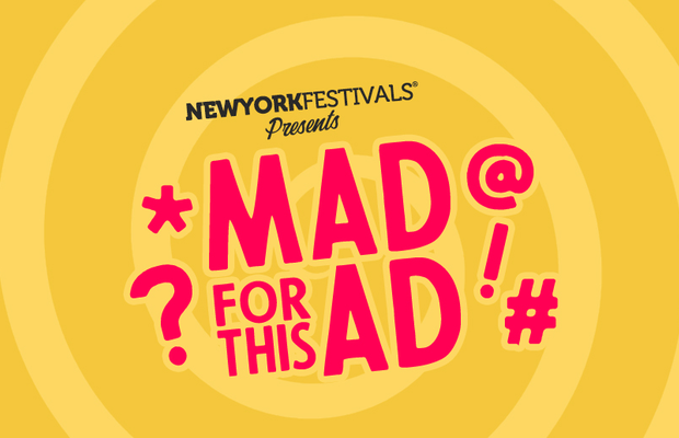 NYF's Advertising Awards Launches New Initiative 'Mad For This Ad'