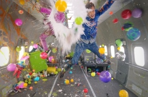 OK Go's New Music Video is a Colourful Frenzy of Zero Gravity Goodness