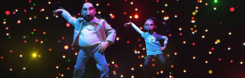Your Shot: The Stop Motion Magic Behind the BBC's Dancing Daughter and Dad