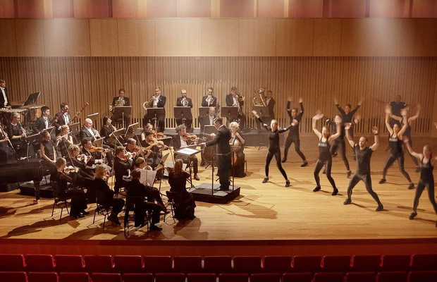NORD DDB Helps Björn Borg Present the Workout Symphony That Makes You Smarter