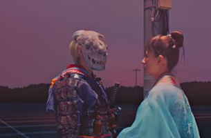 Shiseido's Beautifully Ghoulish Romance from Japan Takes a Twist
