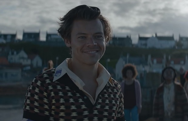 Harry Styles Befriends A Fish Out Of Water in Quirkily Charming New Promo