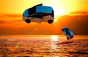 Del Campo Saatchi Presents a New Kind of Blue with Toyota Aygo Campaign