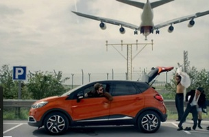 Live Life in the Fast Lane with Speedy New Renault Spot
