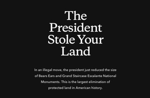 The President Stole Your Land: Patagonia and REI Take a Stand