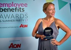 iris Takes Home Gold for Best Healthcare and Wellbeing at 2017 Employee Benefits Awards