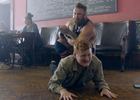 GambleAware's 'Tap Out' Wrestler Hits Unsuspecting Bet Regret in Comedic Campaign