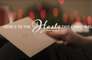 Tesco Reveals Biggest Christmas Surprise Yet in Continuation of Heartfelt 'Here's to the Hosts' Campaign