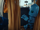 O2's Delightful Robot Bubl Heads On a Road Trip in Latest Campaign