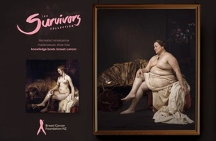 Recreated Renaissance Masterpieces Show How Knowledge Beats Breast Cancer