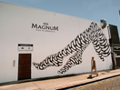 Artist Brendan Monroe and Magnum Bring a Pleasure Icon to London
