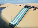 Slide on the Edge: Constructing Malibu's Giant Waterslide