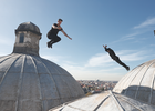 Canon Europe Sends Parkour Daredevils Across Continents in New Campign
