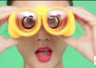 Hanna Besirevic Directs Quirky & Colourful Spot for Hoog Catharijne