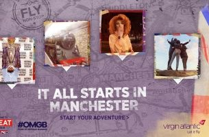 It All Starts in Manchester with Latest Campaign from RAPP UK