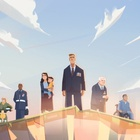 Famous Churchill Speech Accompanies Animated RAF Benevolent Fund Film